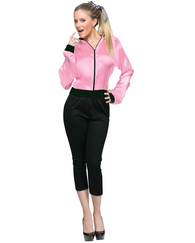 06e8bffd374b CL150 50's Ladies Jacket Lady 1950s 50's Fancy Dress Adult Costume ...