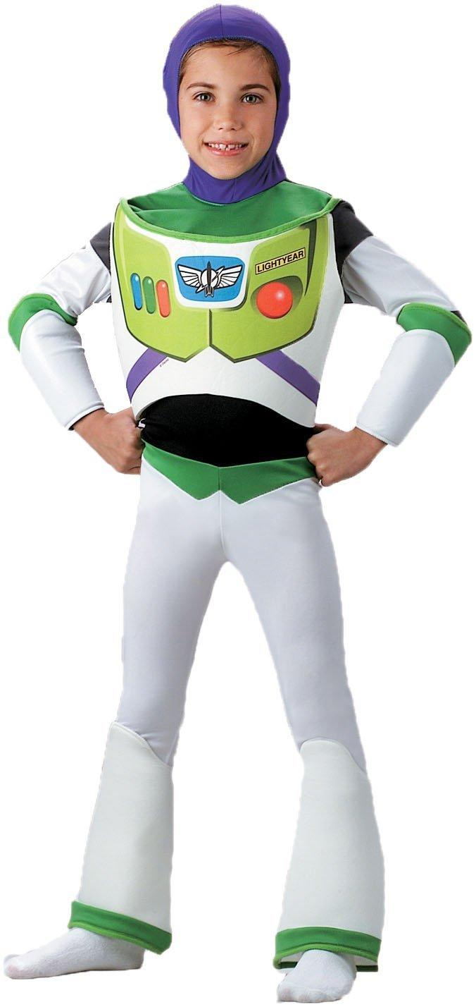 Toy Story Buzz Lightyear Boys Deluxe Child CostumeDisguise 5233