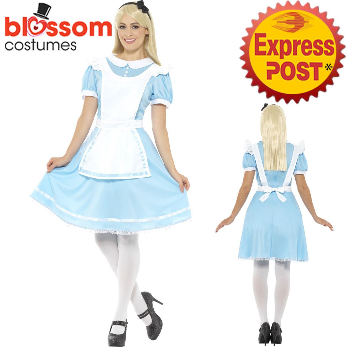 CA362 Wonder Princess Alice In Wonderland Book Week Fairytale Dress Up Costume | EBay