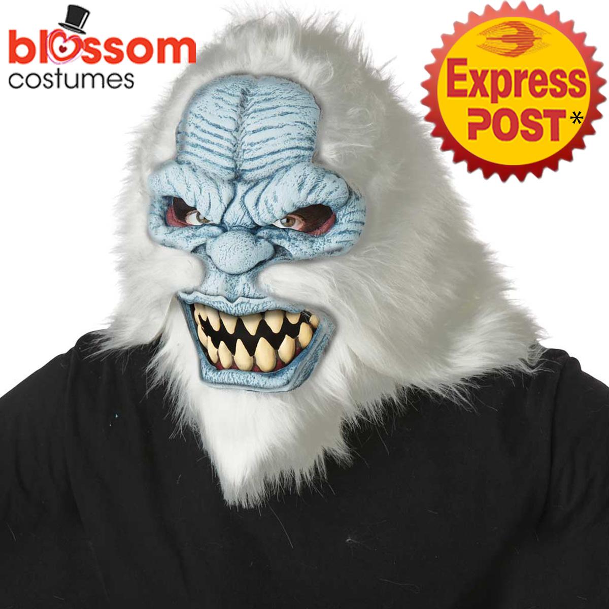 ac254 yeti abominable ani-motion halloween winter arctic ferocious