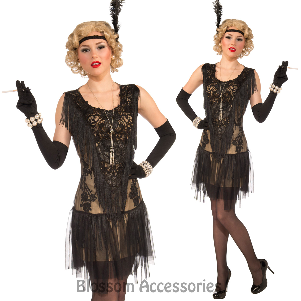 Image Is Loading Cl798 Lacey Lindy Fler Roaring 20s 1920s Costume